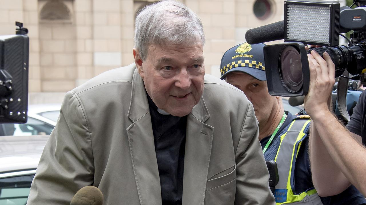 On Wednesday, Cardinal George Pell's appeal was denied. Picture: AP/Andy Brownbill