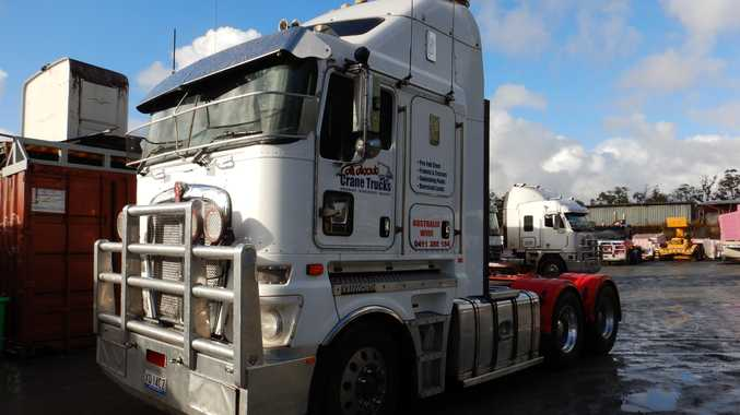 $500k worth of prime movers up for auction