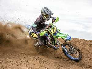 CQ rider kicks preparations up a gear