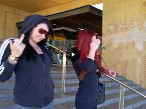 Woman assaulted police, but no facts given in court