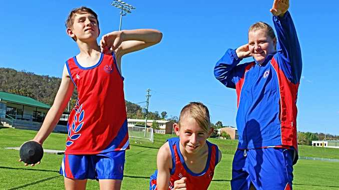 Stanthorpe trio win medals at state titles