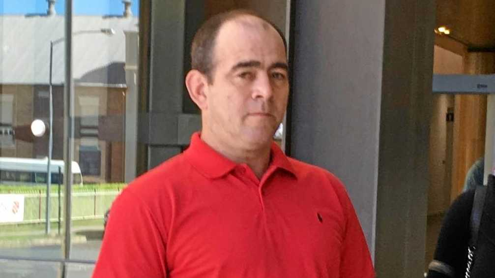 NEW CHARGES: Suspended greyhound trainer Anthony Hess faces police charges