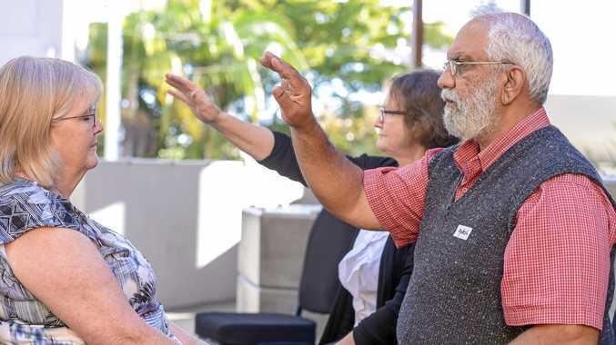 PHOTOS: Seniors see benefits of trying True Light