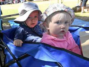 Cutest kids from the Book Week Picnic