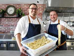 NEW RESTAURANT: Nate brings pasta passion to life