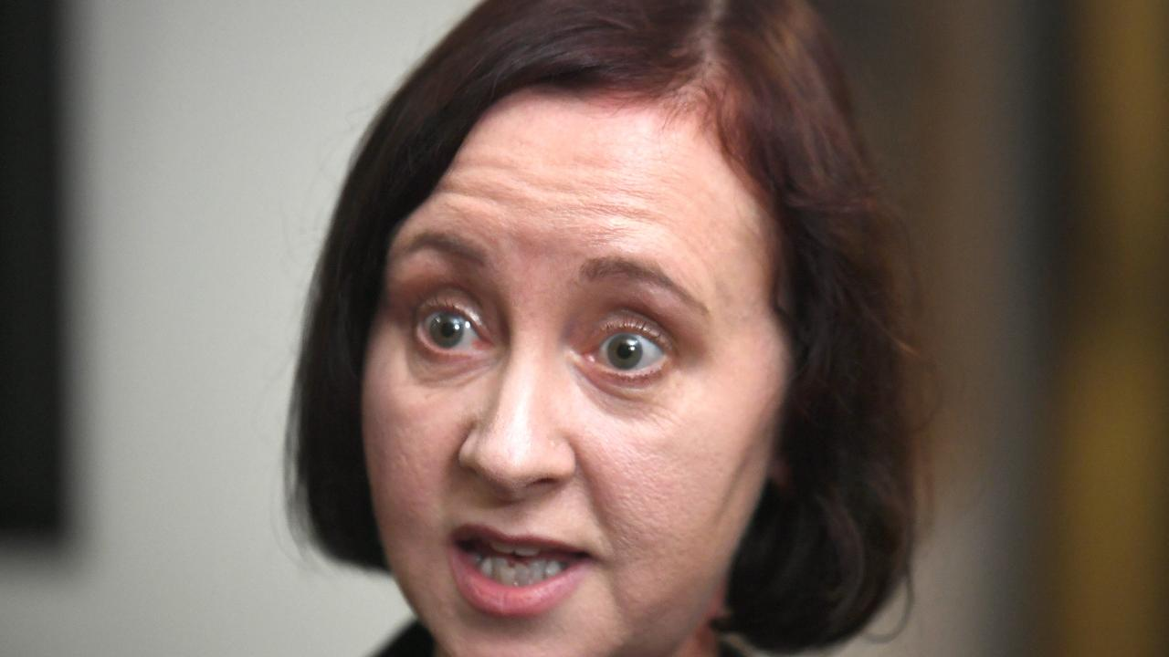 Queensland Attorney-General Yvette D'Ath. Picture: AAP/John Gass