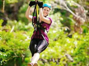 Snapped rope costs zipline company $50k