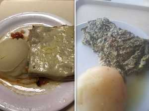 'Vomit on my plate': Hospital food horror stories revealed