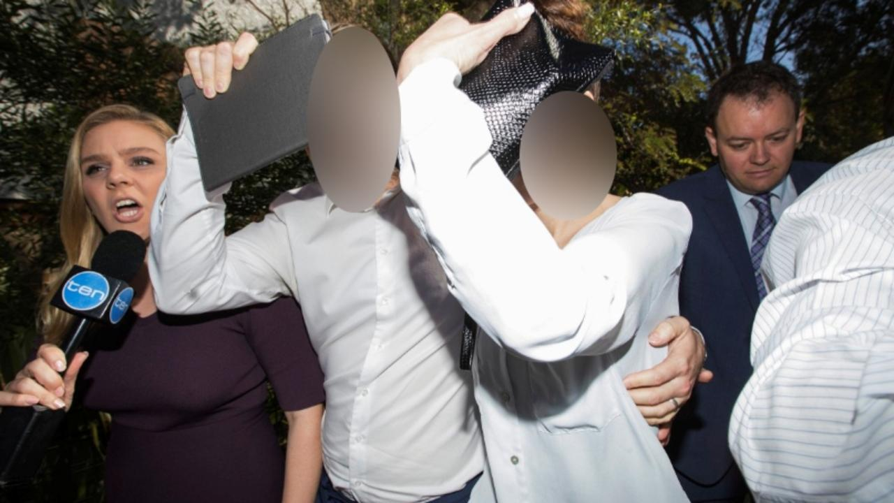 The parents can't be identified for legal reasons. Picture: The Australian