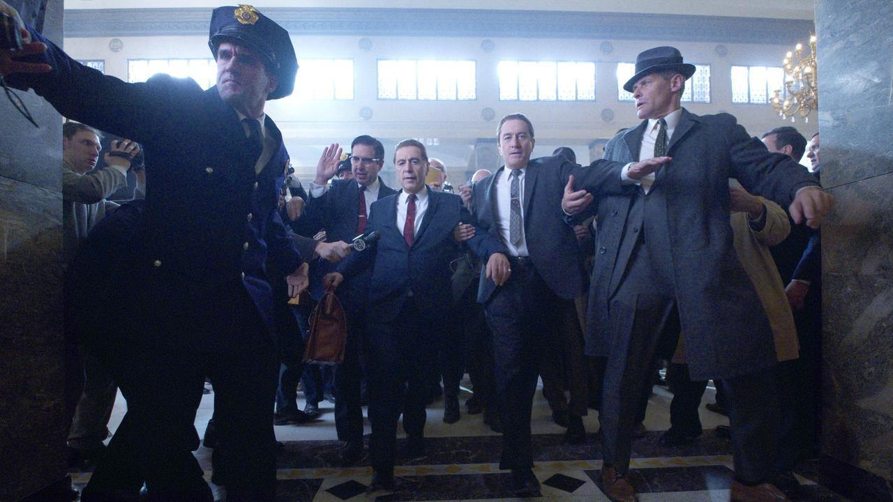 Netflix will release Martin Scorsese film The Irishman later this year.