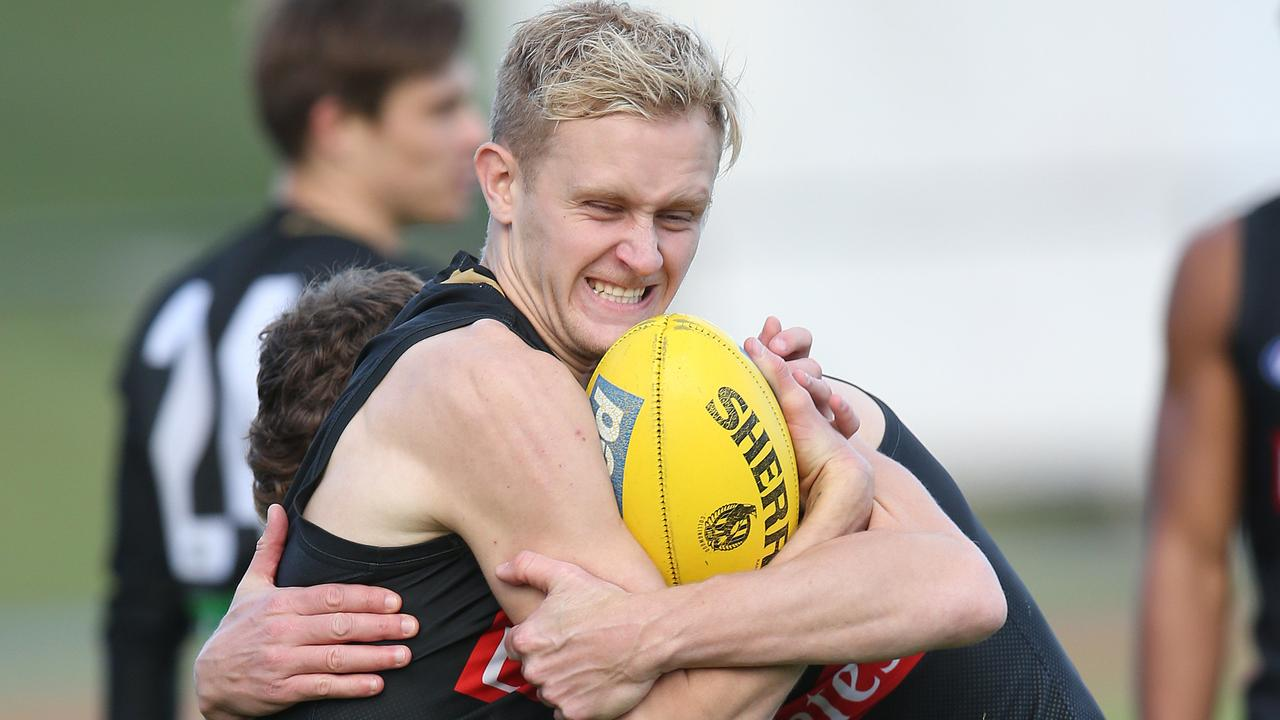 Jaidyn Stephenson will play in the VFL on the weekend. Picture: Michael Klein