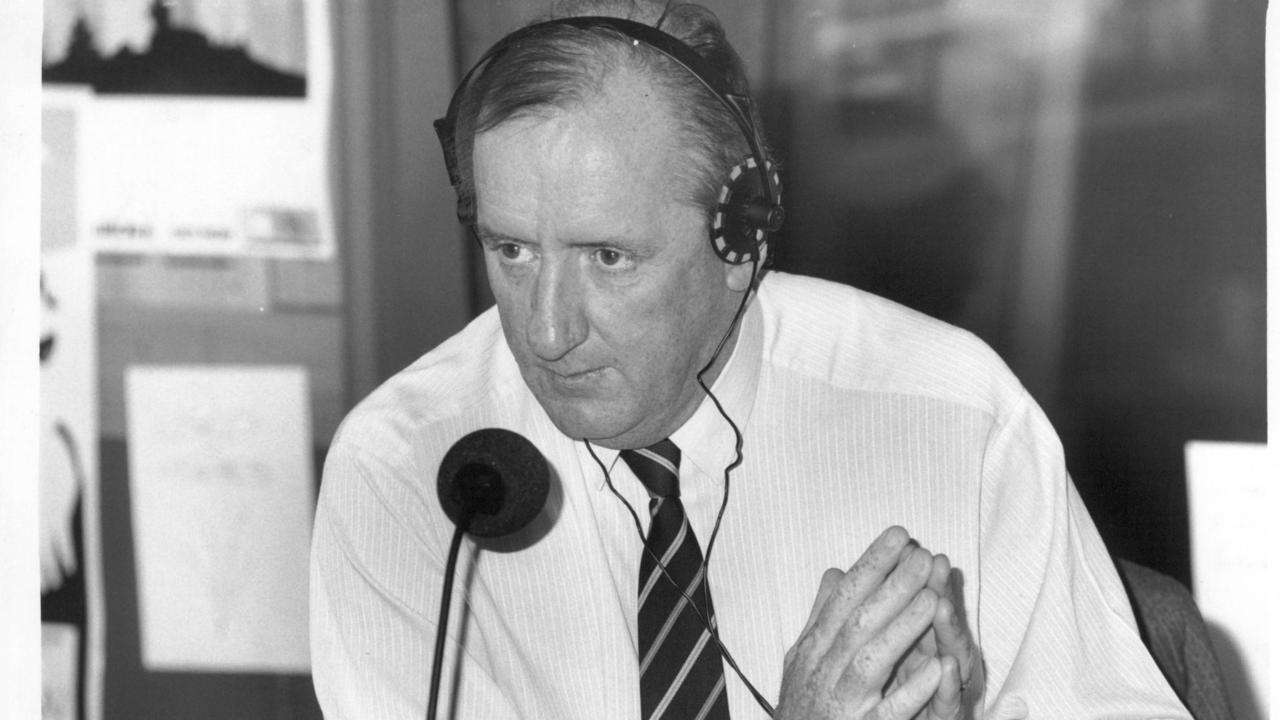 Tim Fischer in 1993.