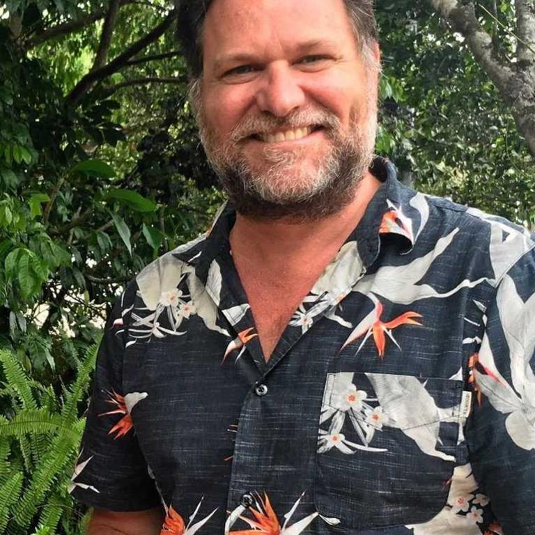 Byron Shire Council Mayor Simon Richardson.