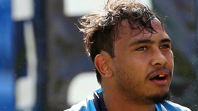 Former NRL young gun dreaming big in new code