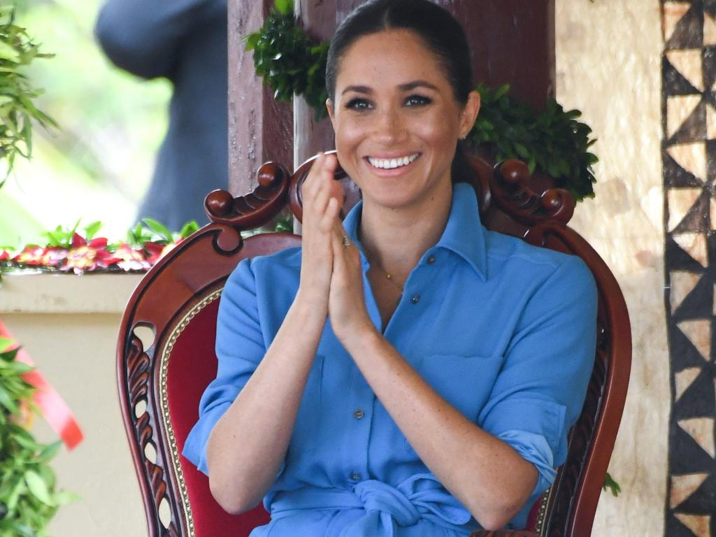 Meghan, Duchess of Sussex, has hired a third nanny for Archie after the first two didn't work out. Picture: Instagram