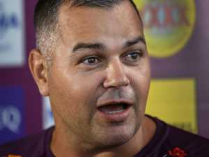 Seibold sledge! 'That's probably why he isn't a head coach'