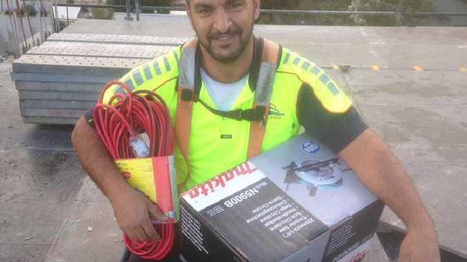 Worker killed in 'freak' building site fall named