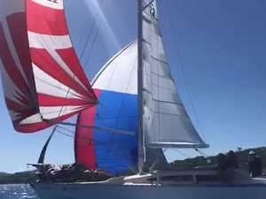 Hamilton Island Race Week day 6 rolling start