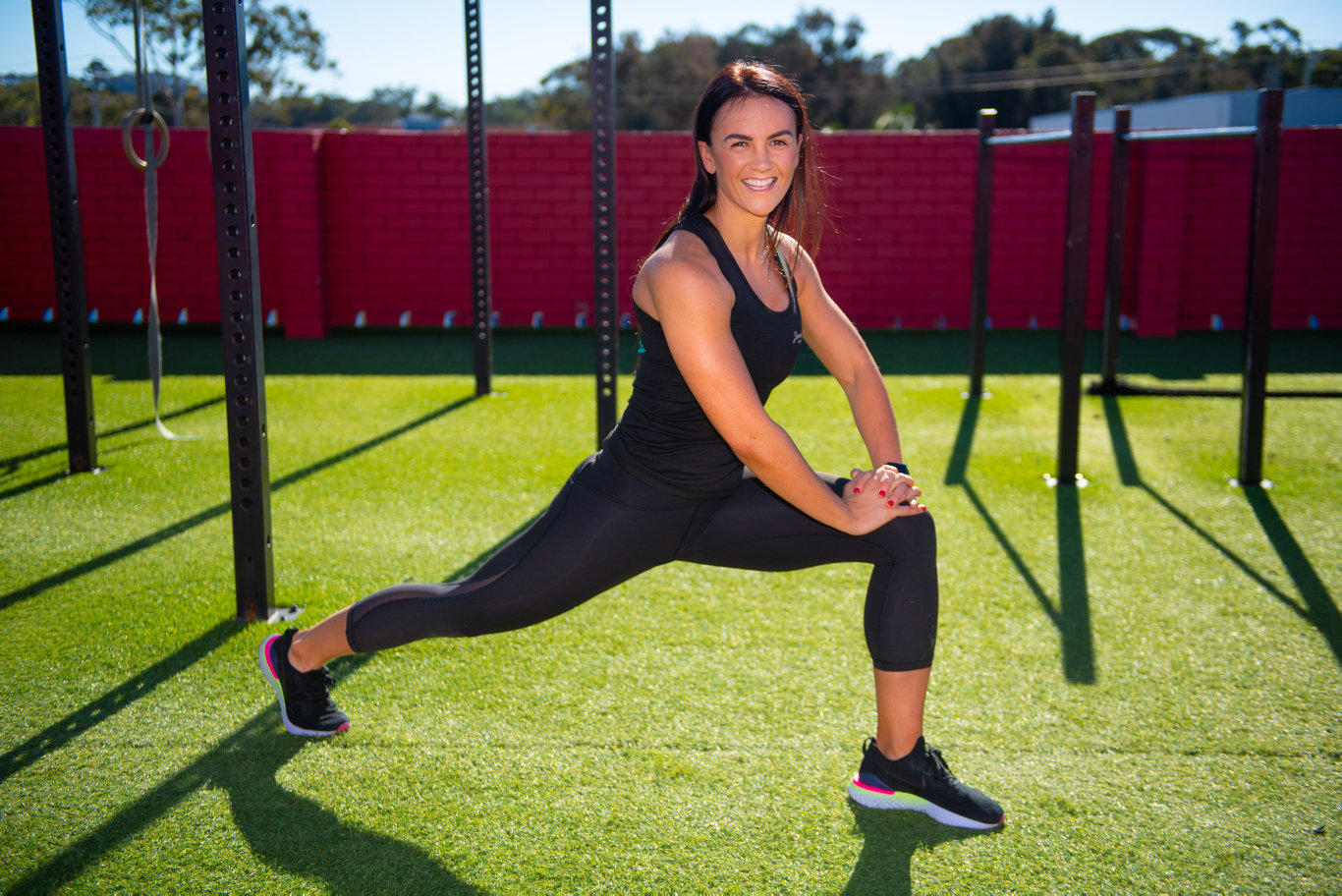 FINDING THE BEST: Jenna Ferreira is the best PT on the Coffs Coast according to our readers.