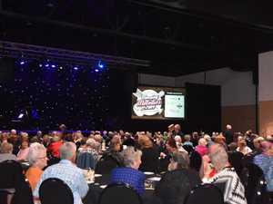 Hundreds of seniors from across the Gladstone Region
