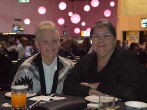 Kay Avery and Kaye Walker at the Gladstone Regional
