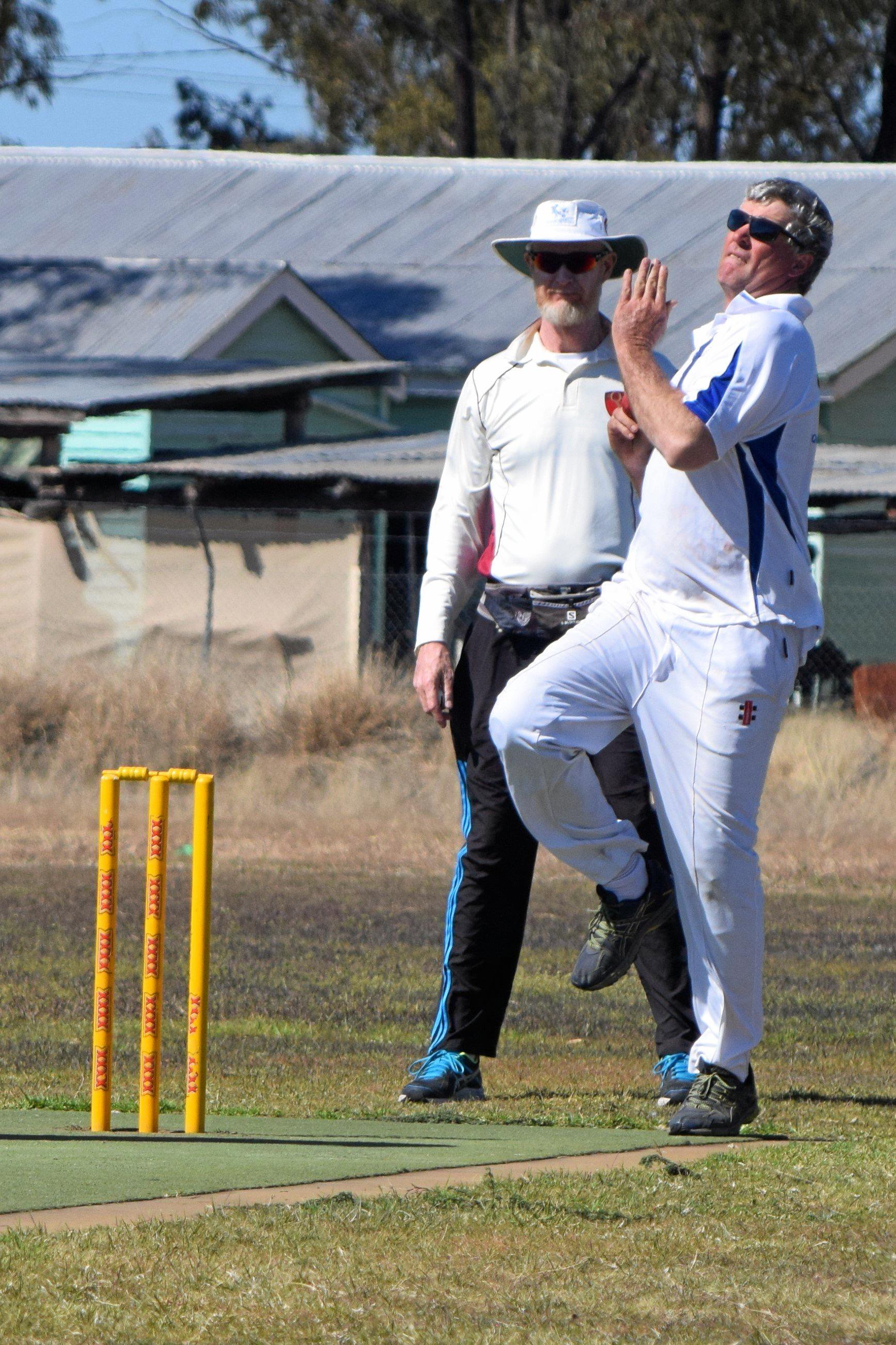 Miles Cricket Club v Queensland Wanderers 16/08/2019