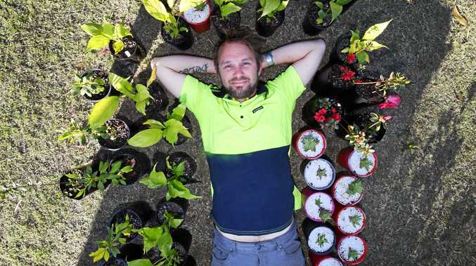 PLANTS FOR CHANGE: Green business idea cuts down waste