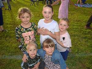 Families flock to fete festivities