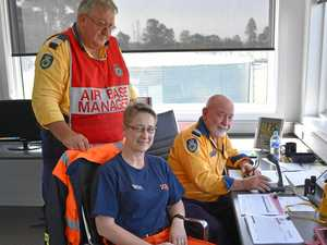 60 seconds with RFS air base manager Graham Winters