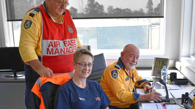 Air support crucial in fighting Valley's fires