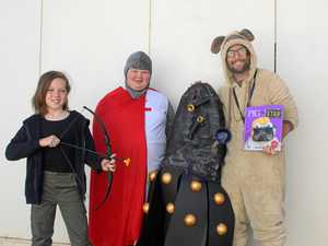 GALLERY: Creative costumes from Kingaroy SS Book Week