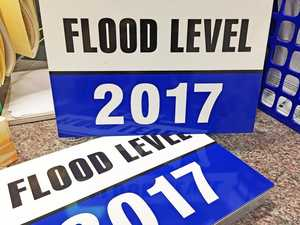 Free flood signs available for Lismore businesses
