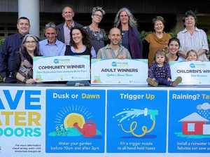 The water saving ideas which won 160 Litre Challenge