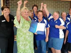 Home sweet home: New base for Collinsville QCWA
