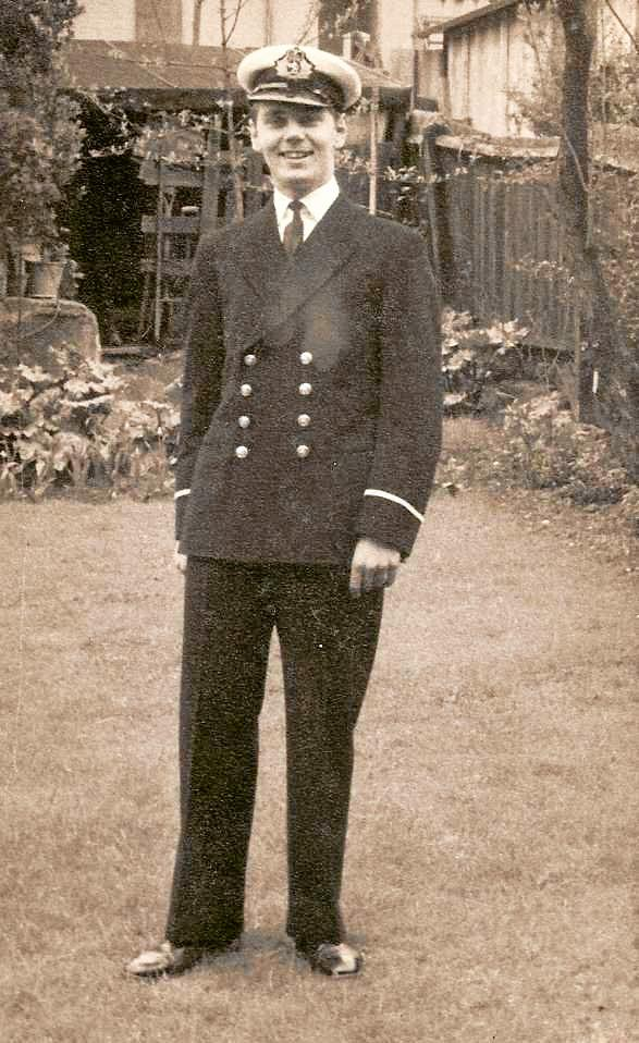 Jeffrey Reeves joined the British Merchant Navy,  1957 to 1964.