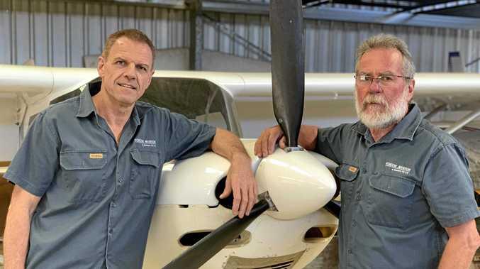 The Mackay aircraft manufacturer that Qantas needs to meet