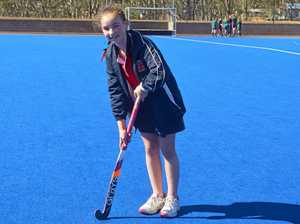 'No one's an individual': Hockey player turns into leader