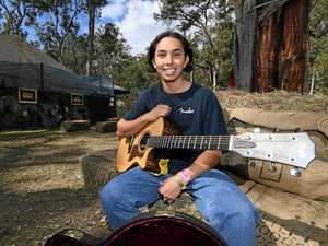 Next generation of Gympie Muster stars take centre stage