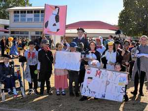 PHOTO GALLERY: Imaginations come alive for Book Week parade
