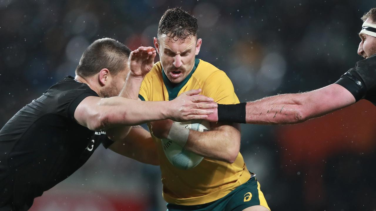 Halfback Nic White has been impressive in his return to the Wallabies. Picture: Getty Images