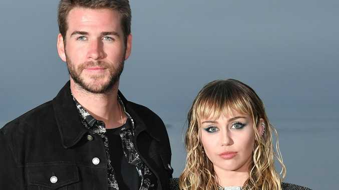 Miley blasts cheating claims