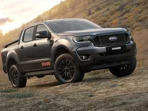 Ford adds special Ranger version in time for Christmas