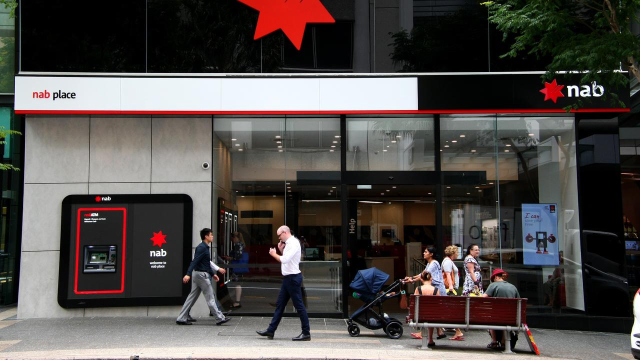 National Australia Bank could face a potential fine of more than $500 million. Picture: David Clark Photography