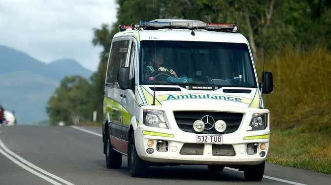 Two people injured in serious motorcycle crash