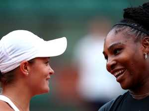 Barty, Serena on US Open collision course