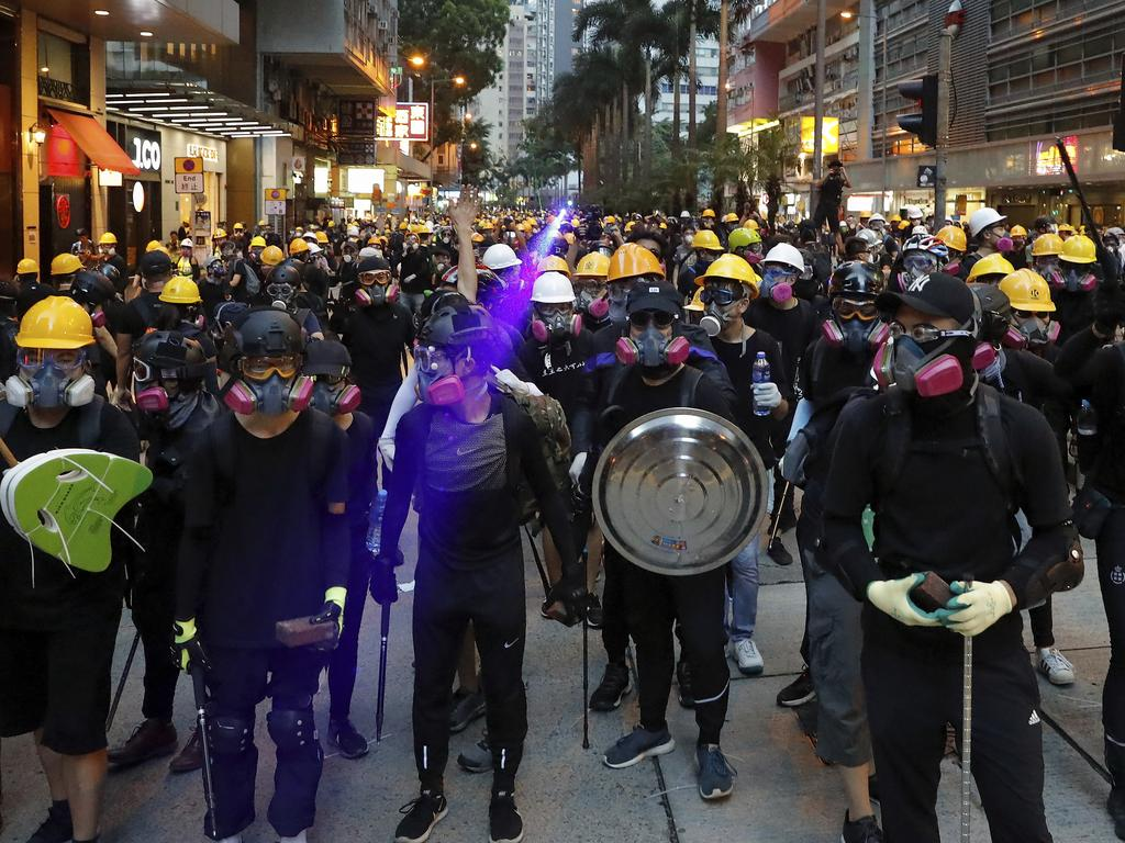 Since June 9, protesters have taken to the streets week after week in Hong Kong.