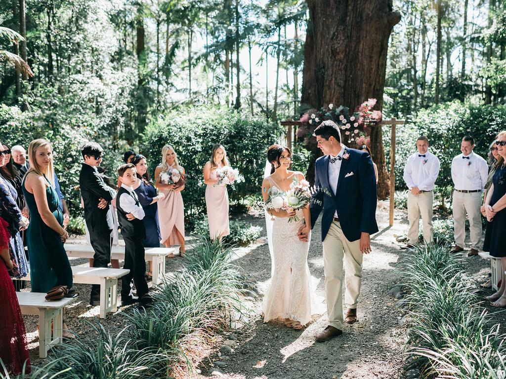 Bonville Golf Resort has won two major awards at the 10th annual Australian Bridal Industry Academy, Designer of Dream Awards.