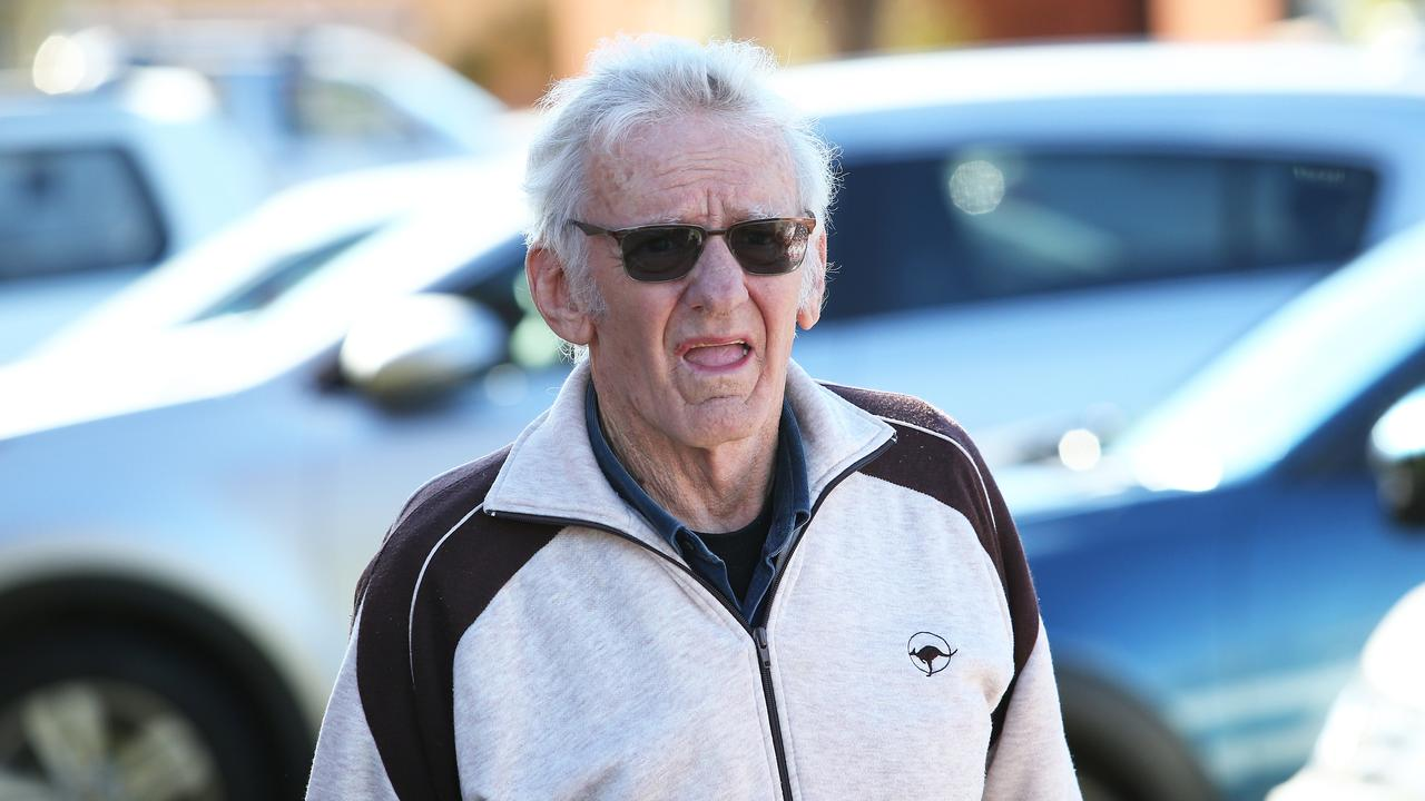 Witness Paul Savage arrives to the inquest into the disappearance of William Tyrrell. Credit: AAP