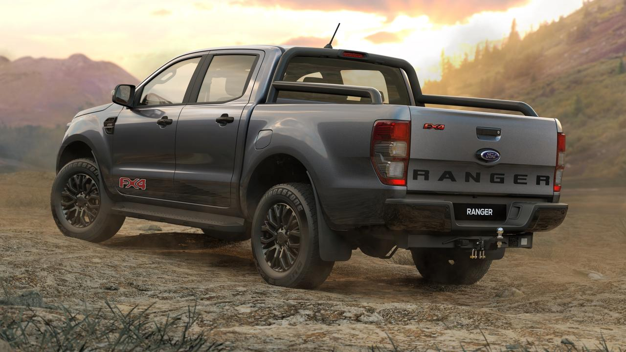 Ford's Ranger FX4 brings tough looks in a proven package.