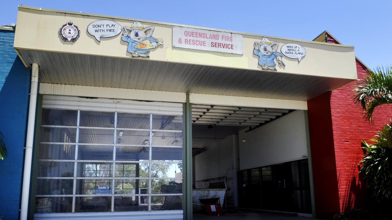 Noosa Fire Station.
